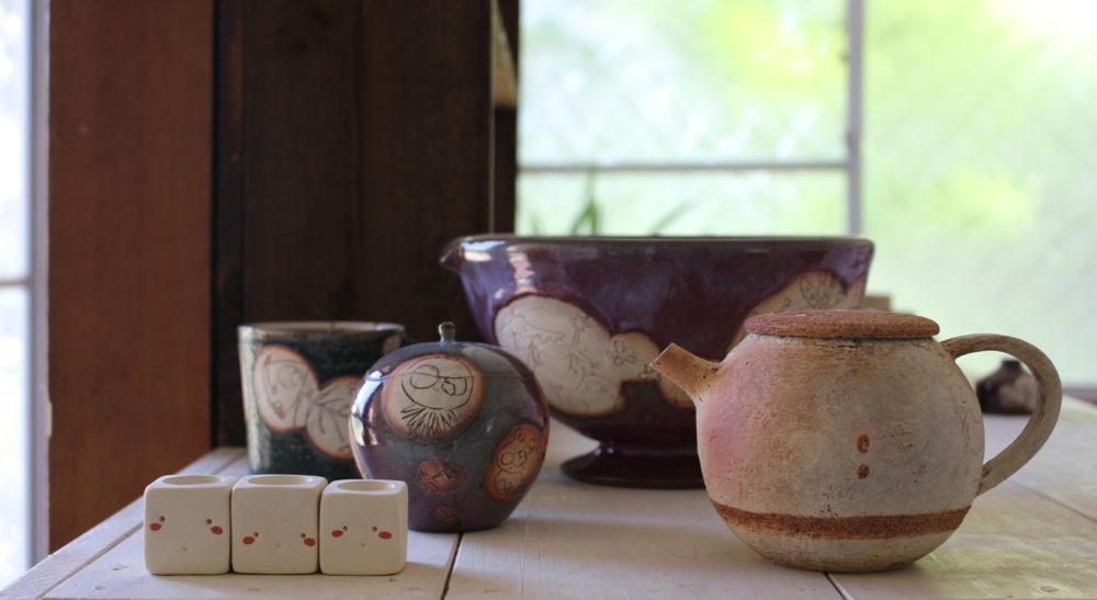 風唄窯  ―ふうたがま―  糸島で陶芸体験